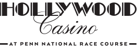 Logo for Hollywood Casino at Penn National Race Course