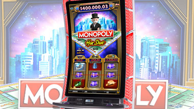 new slot machine monopoly